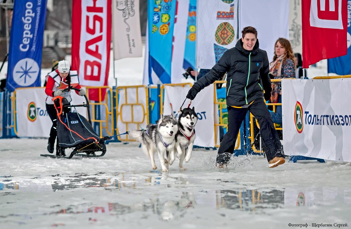 Волга Квест 2016 - Сергей Щербатюк