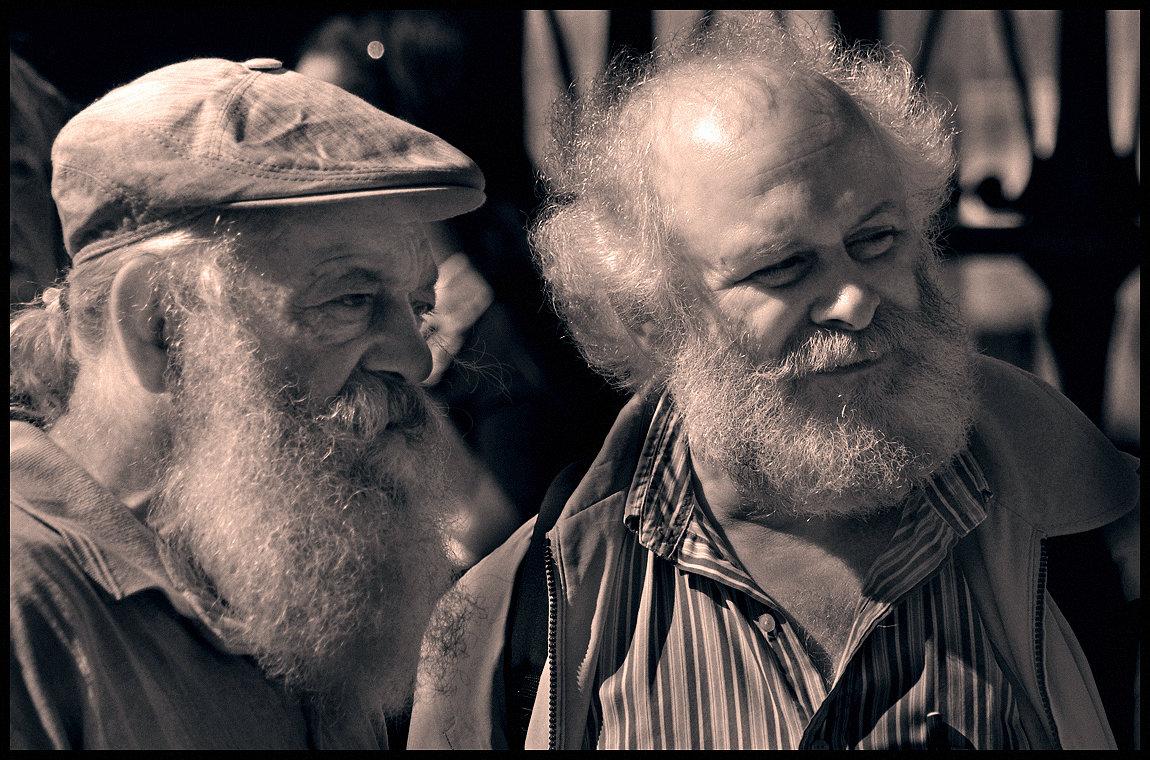 Две бороды - Цветков Виктор Васильевич
