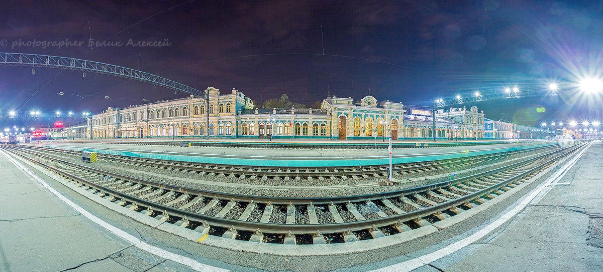 Поезд «Армии Победы» завтра прибудет на ст. Иркутск Пассажирский - Алексей Белик