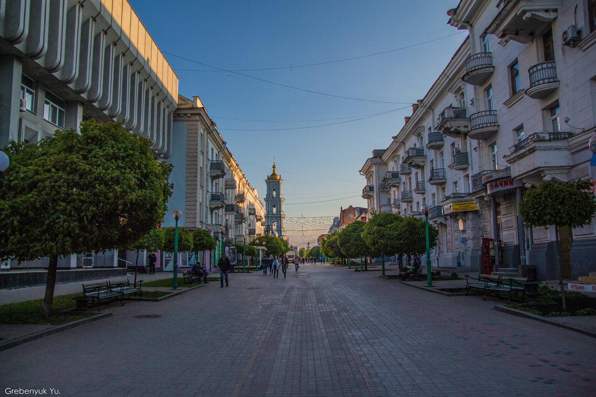 Сумы - Юрий Гребенюк