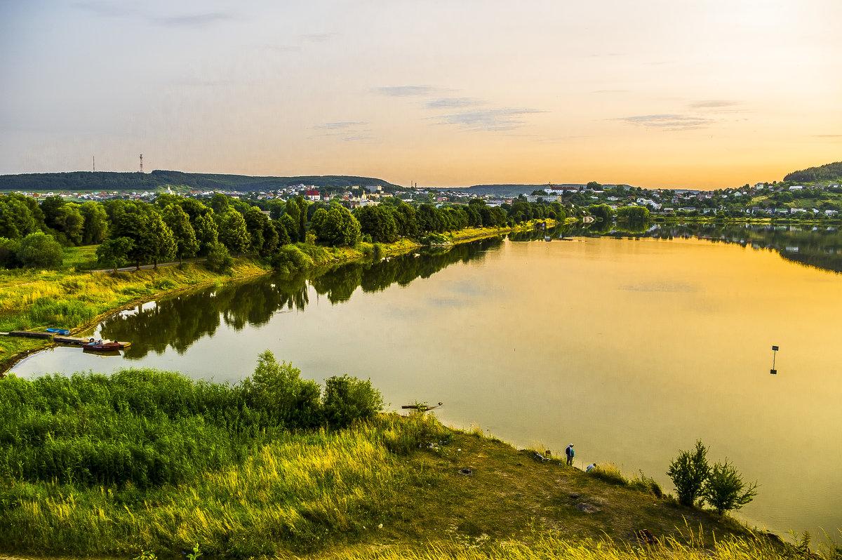 Озеро - Сергей Потичко