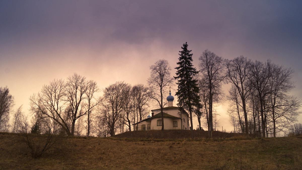 Церковь. - Николай Густов