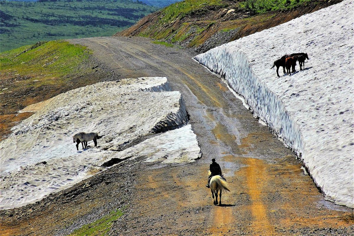 Дорога в горах - Сергей Чиняев