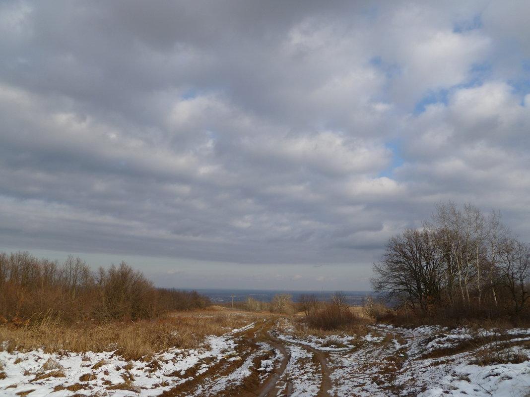 Горная дорога - Balakhnina Irina