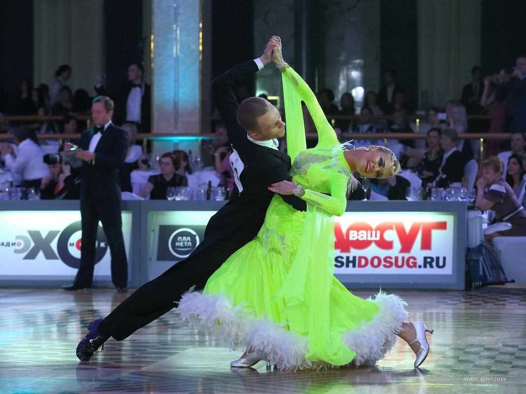 Танцуйте - и будьте счастливы!!!)))... - Yuriy Konyzhev