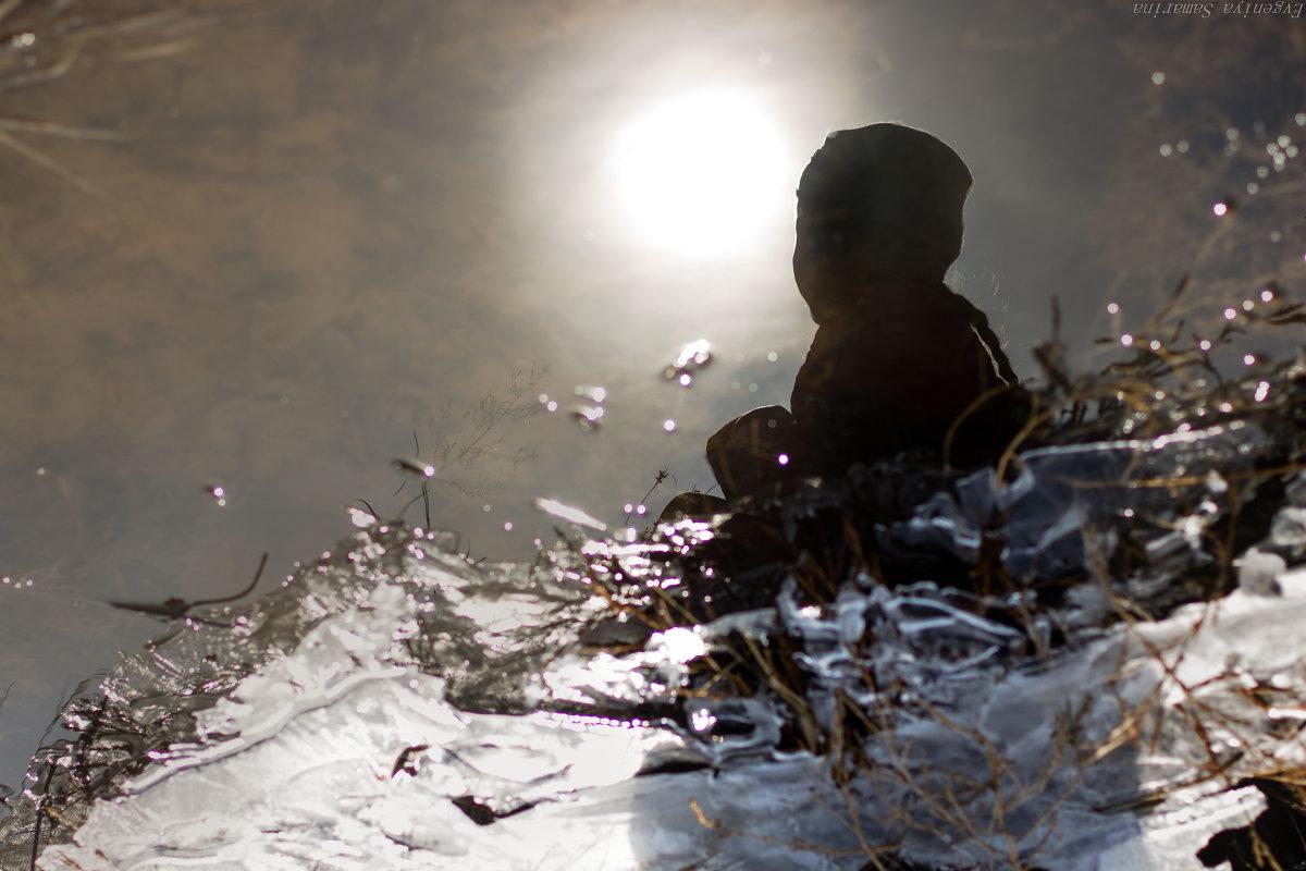 отражение - Евгения Самарина