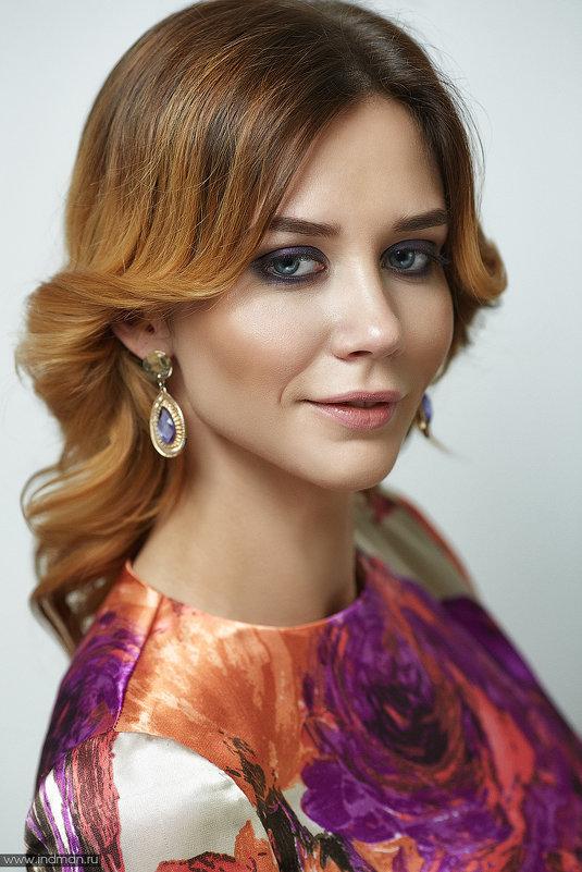 портрет - Настасья Фадеева