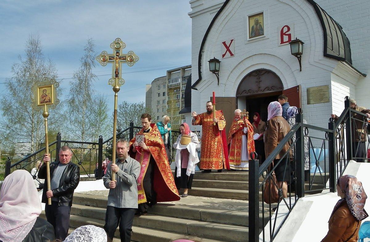 Свято-Тихоновский храм г. Кострома - Святец Вячеслав