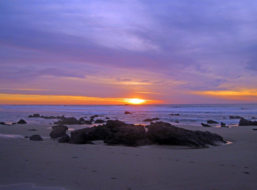 Закат над Атлантикой - Lukum