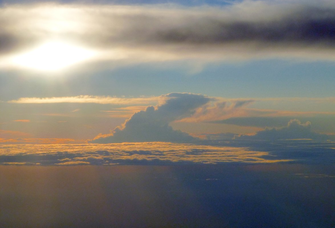 Над облаками. - Alexey YakovLev