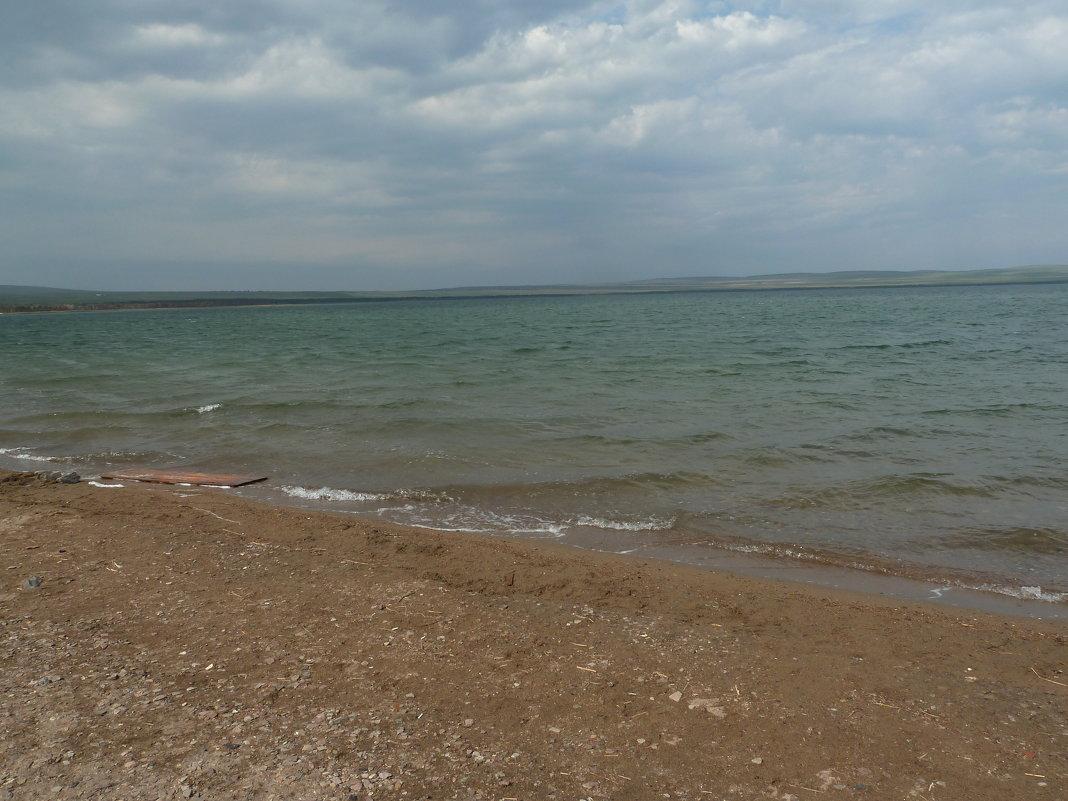 Ветер с моря дул, ветер с моря дул.... - Галина