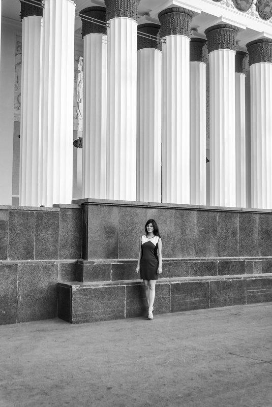 черно-белое - Ksenia Sun