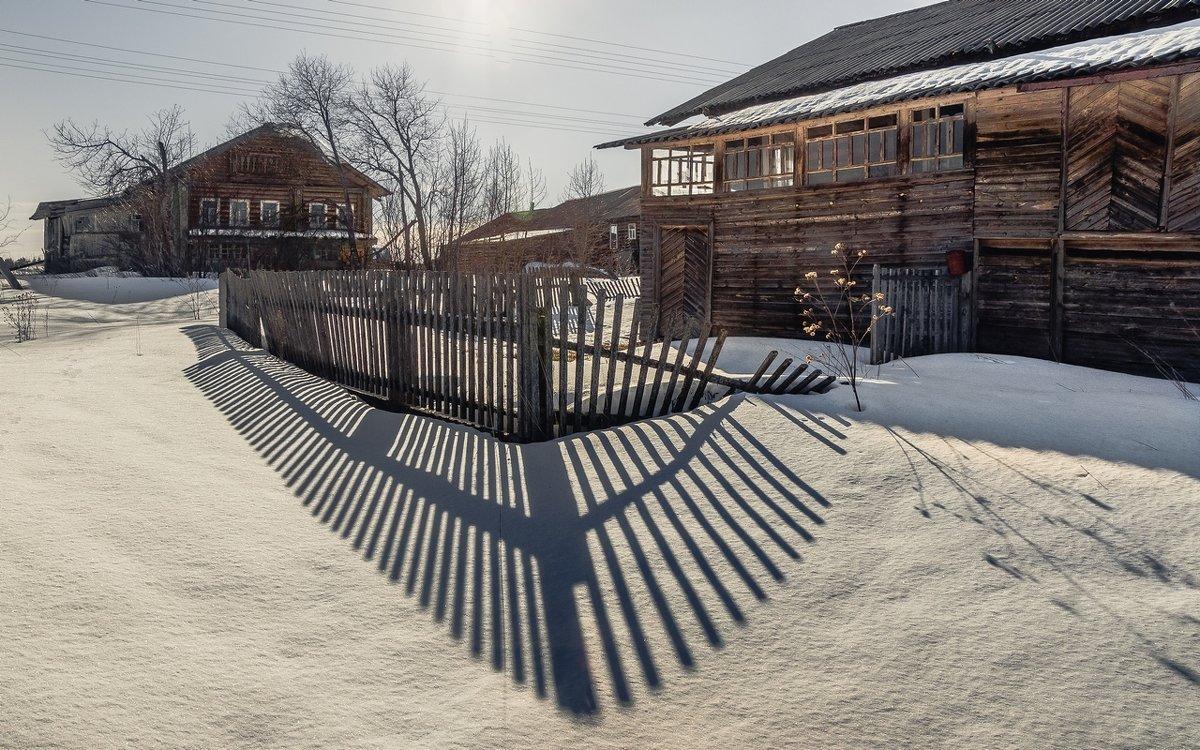 В зимней спячке... - Федор Кованский