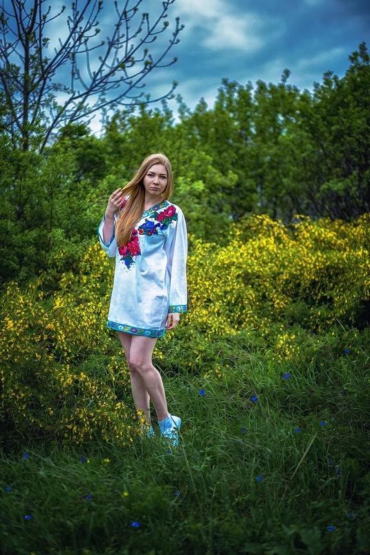 В цвете - Сергей