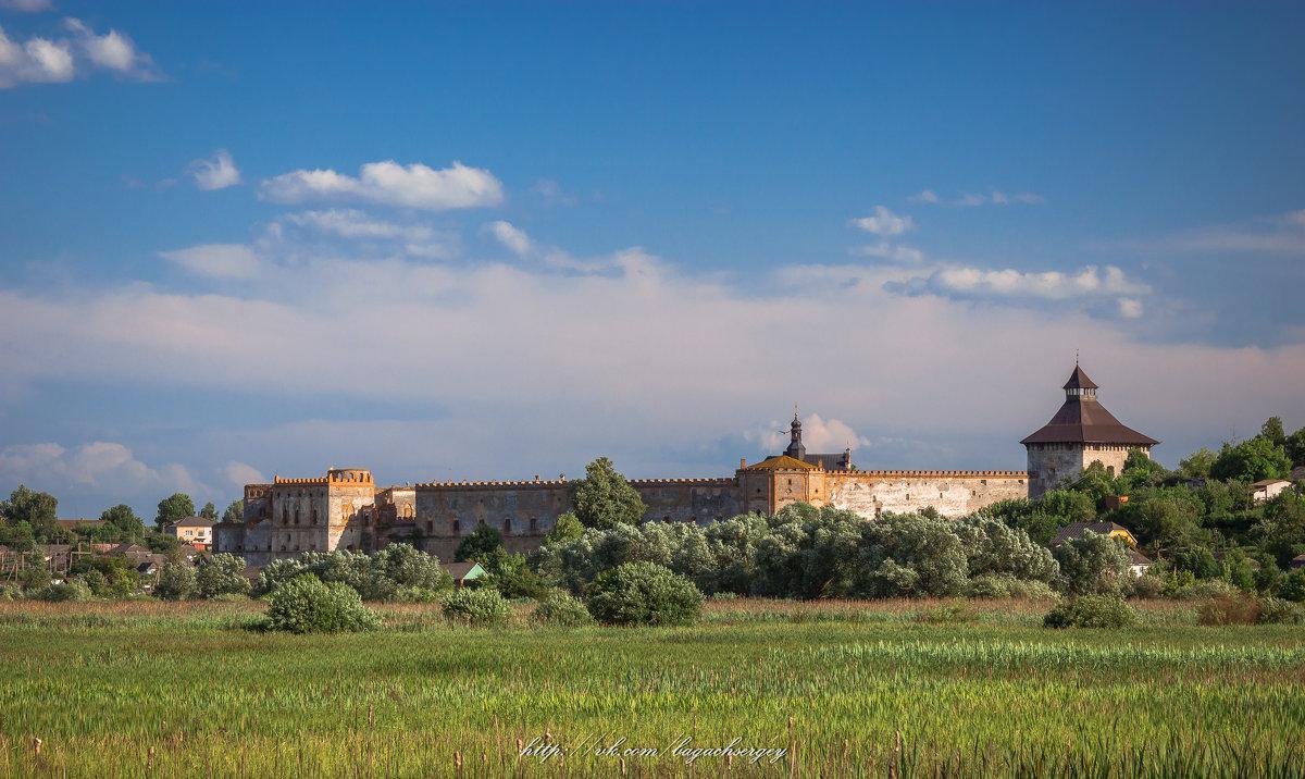 Меджибожский замок - Sergey Bagach