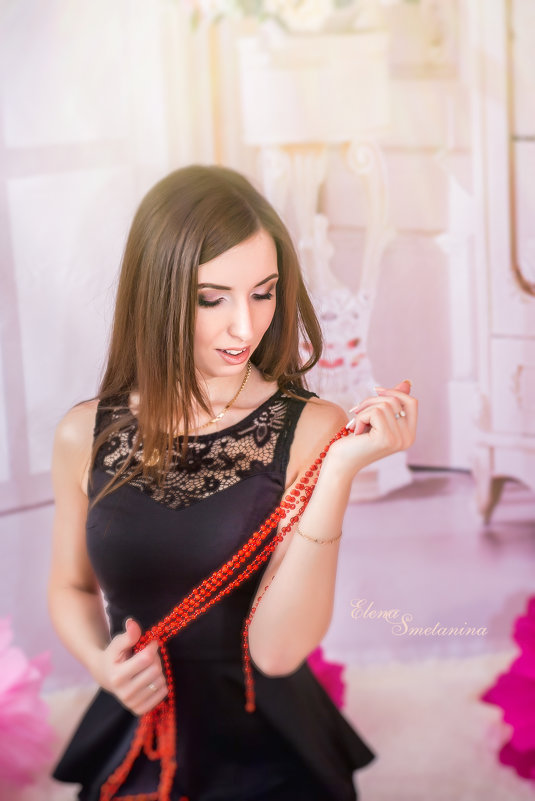 Анастасия - Елена Сметанина