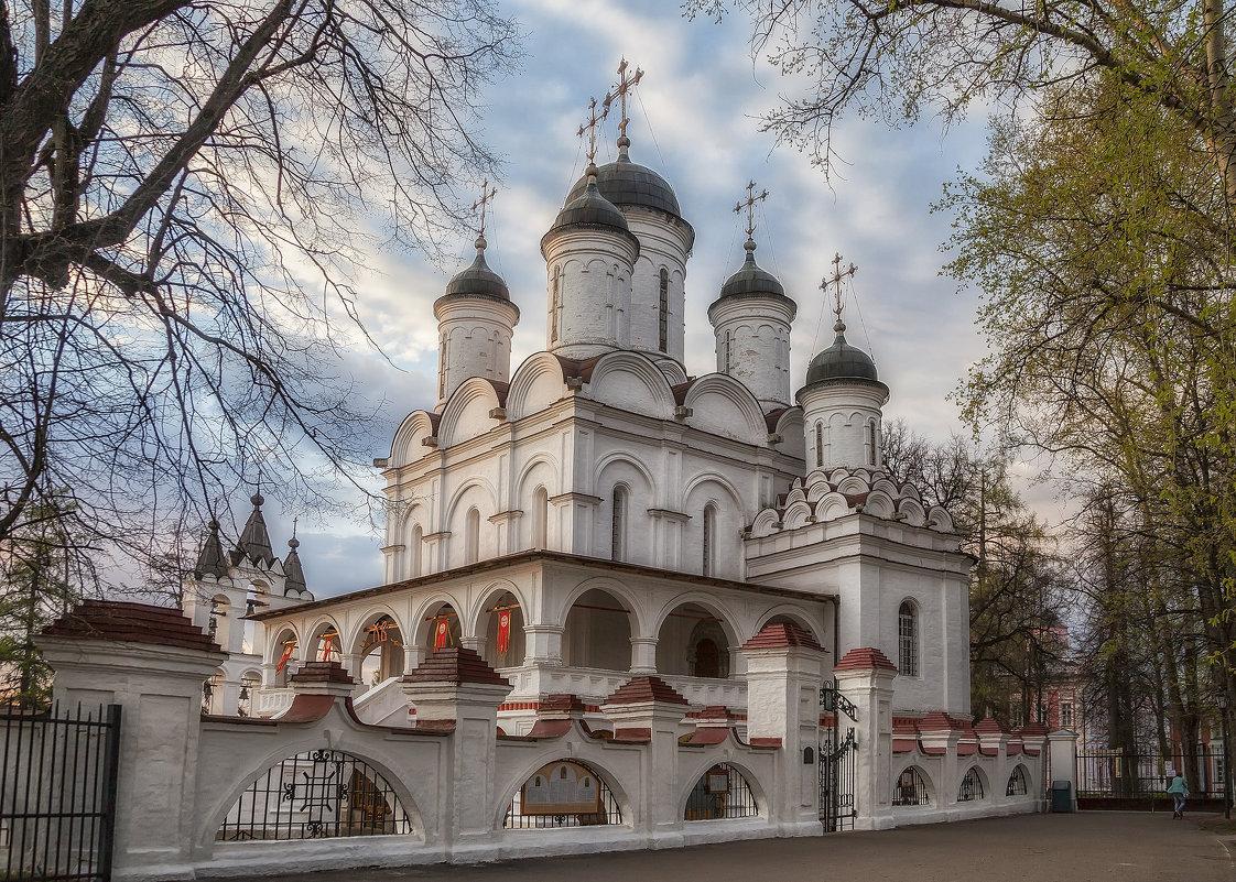Спасо-Преображенский собор - Марина Назарова