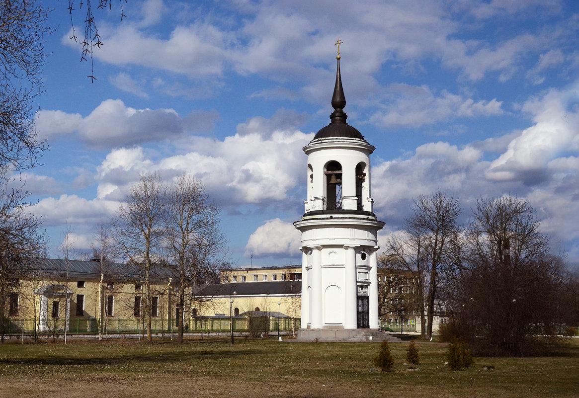 Колокольня Софийского собора.Пушкин - Наталья Левина