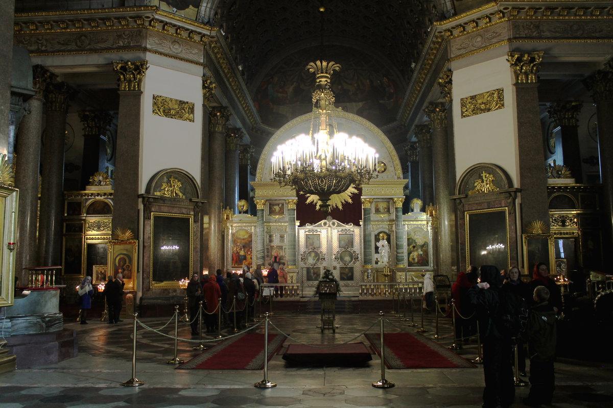 Казанский собор . Питер - elena manas