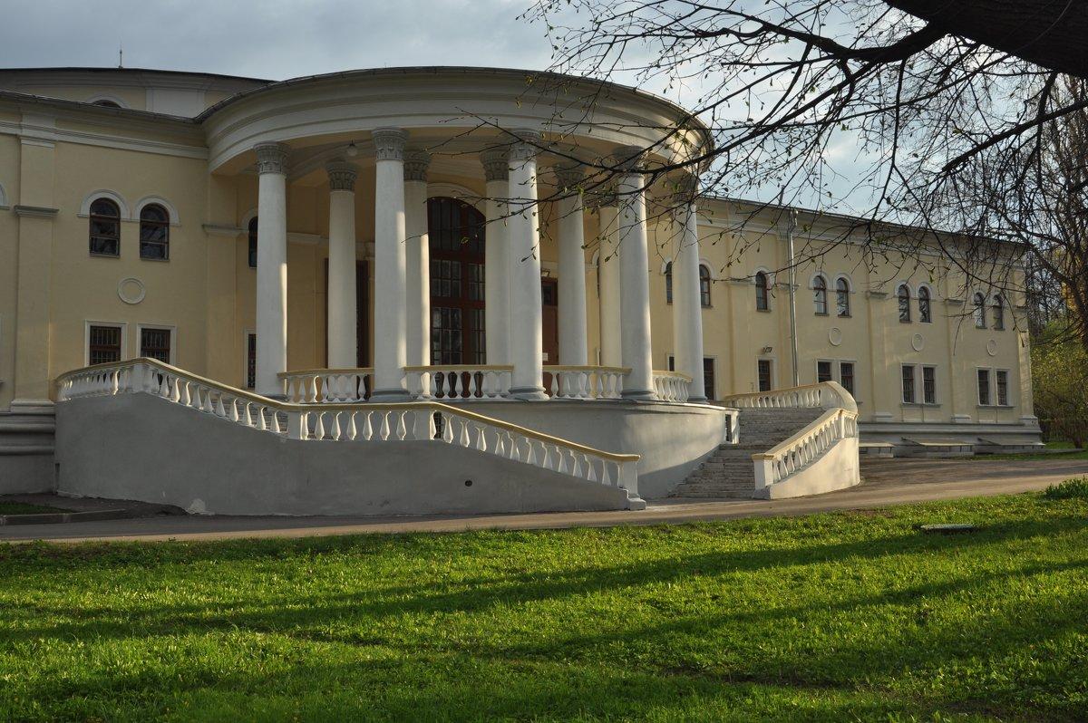 дворец Шереметьева - елена