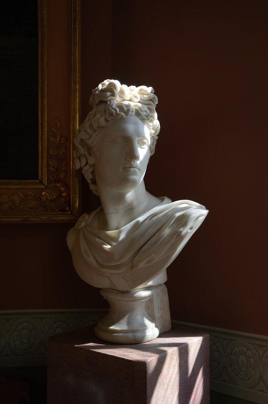 Античная скульптура. Апполон - Ирина Н