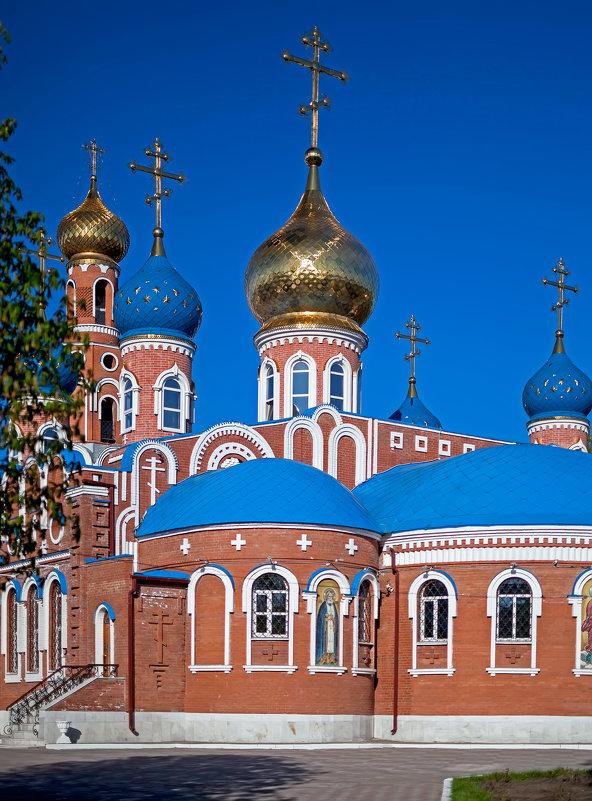 Свято-Воскресенский мужской монастырь. - Сергей Щербатюк