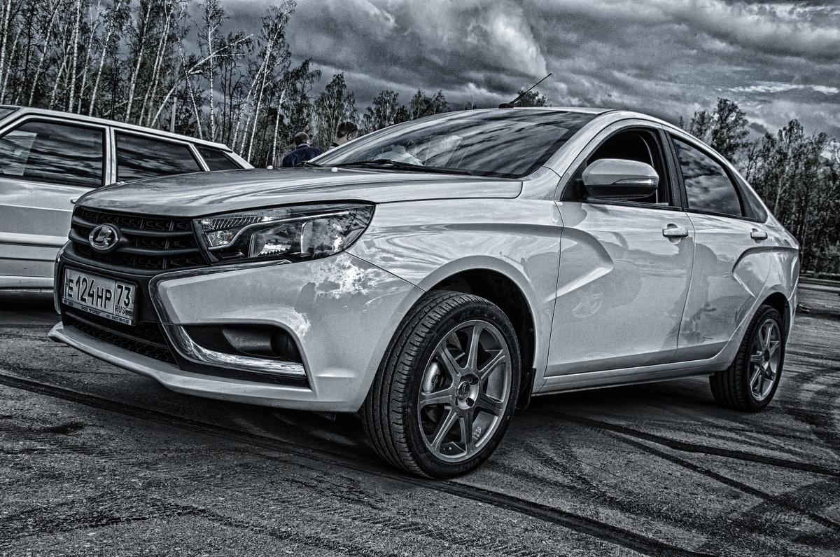 Lada Vesta - Александр Мещеряков
