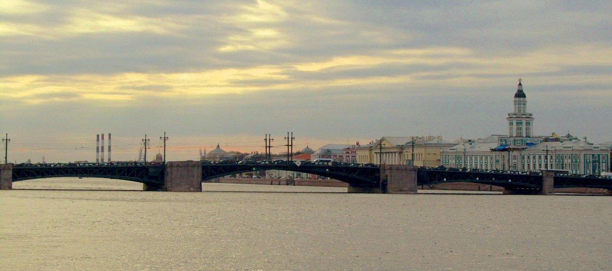Дворцовый мост - Сергей Карачин