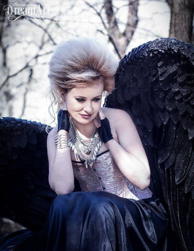 Задумчивый Ангел - Татьяна Гордеева
