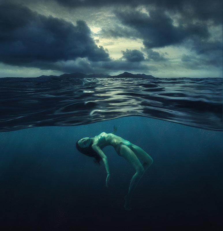 Alone with the sea - Дмитрий Лаудин