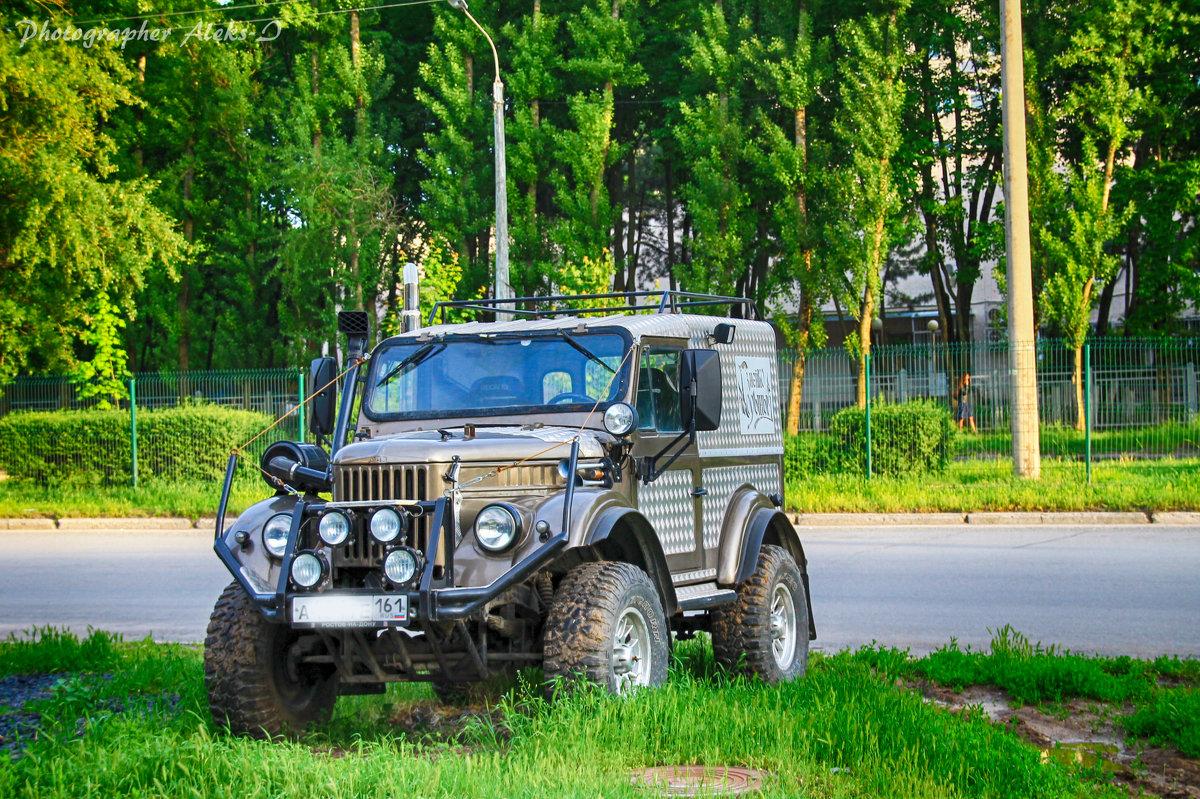 Машинка - Allekos Rostov-on-Don