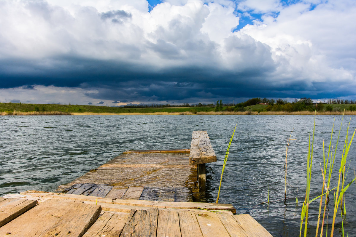 Озеро - Игорь