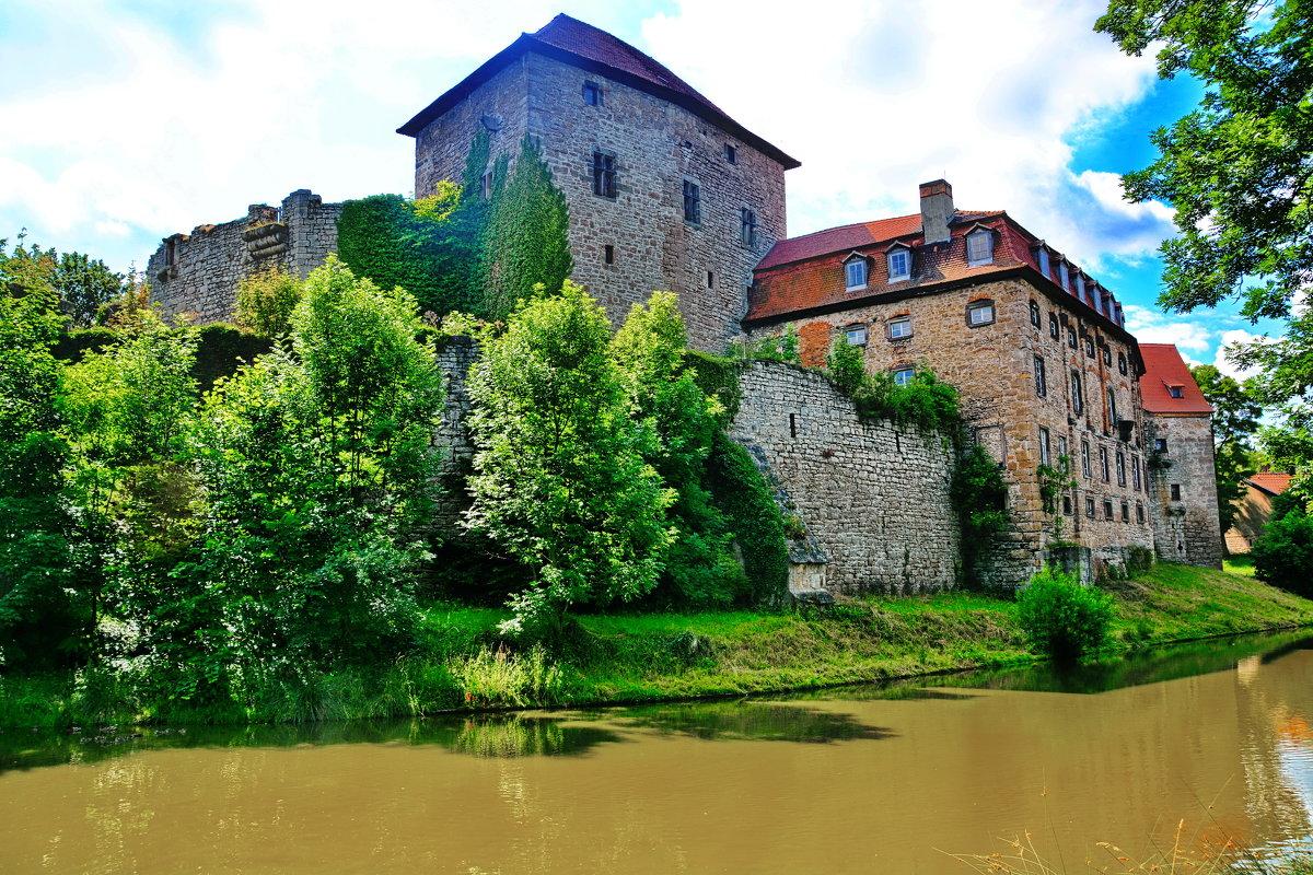 vit5  замок Капеллендорф, Германия - Vitaly Faiv