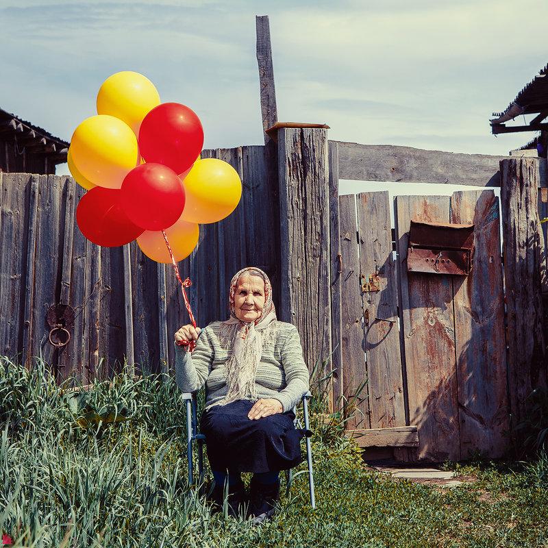 Баба Оля - Ежъ Осипов