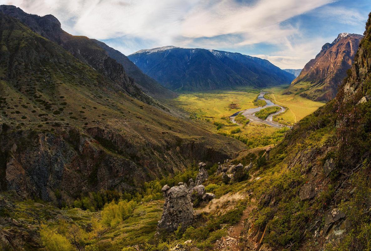 Долина каменных грибов - Владимир Колесников