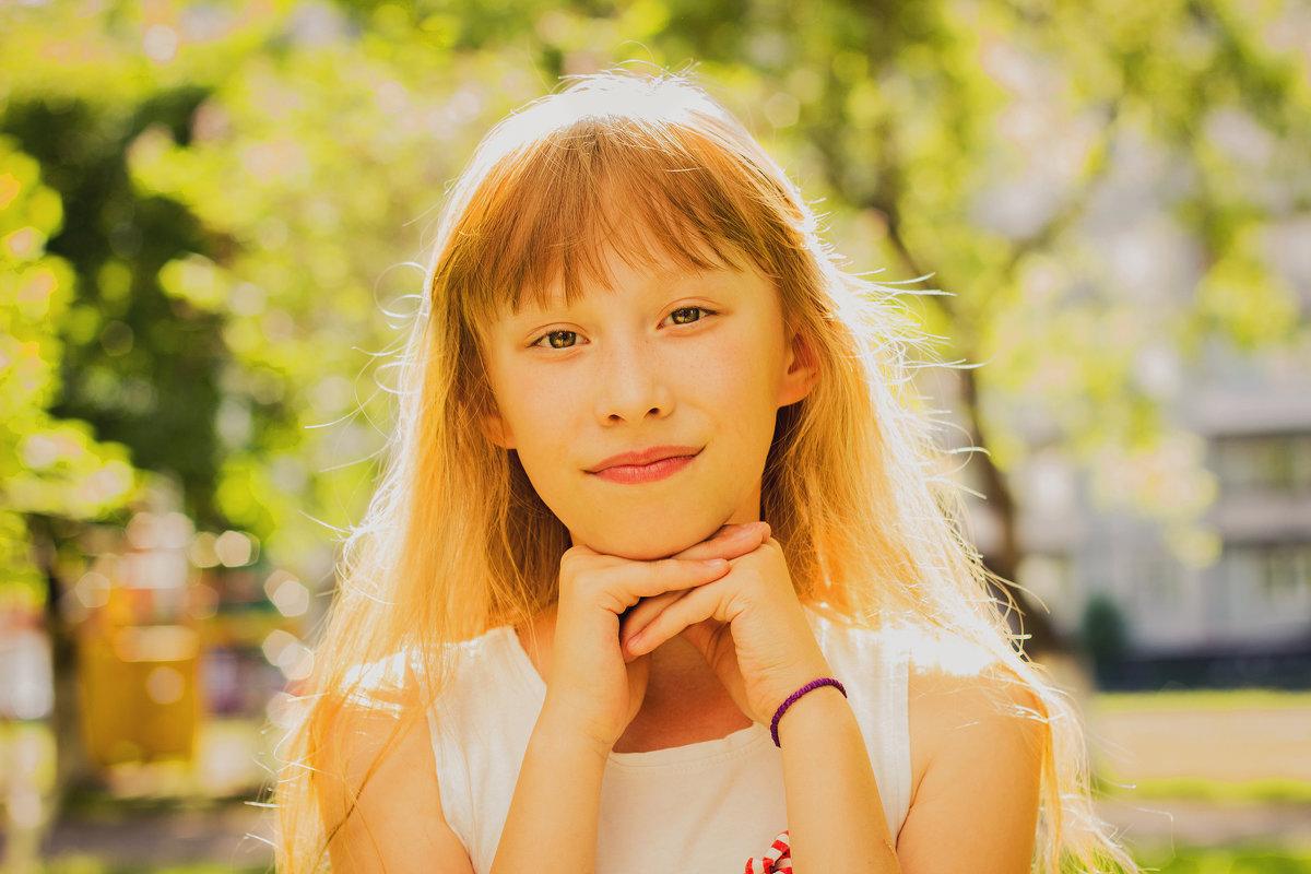 Солнечная девченка ) - Anna