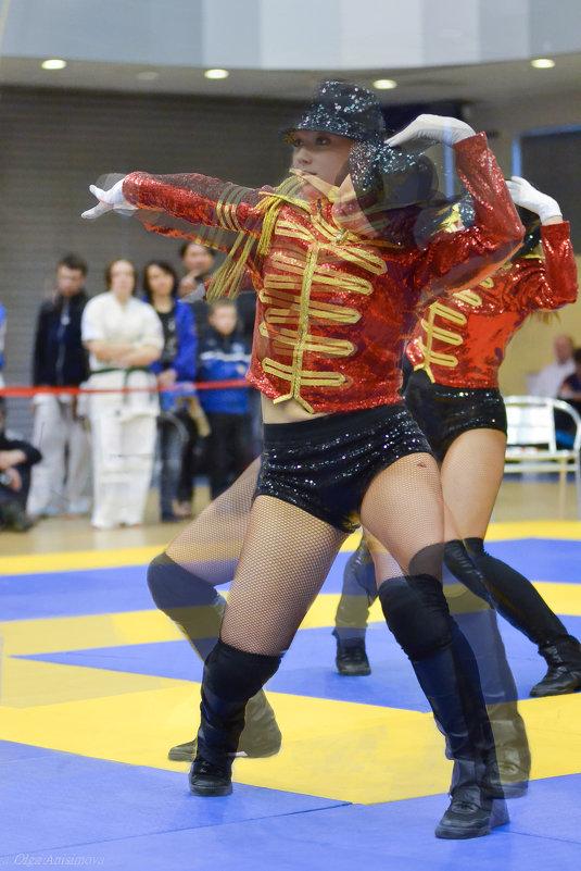 Танец спортивный - maxihelga ..............