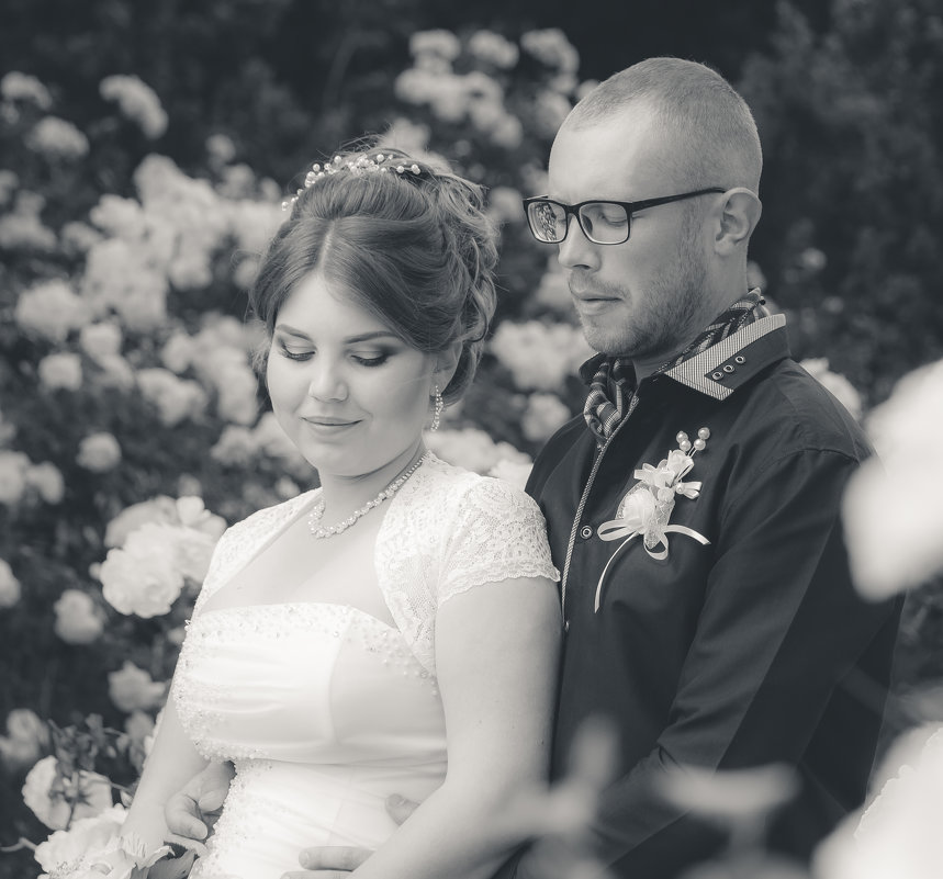 жених и невеста - Sergey Bagach