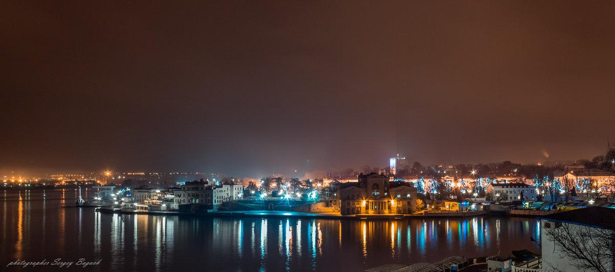ночной Севастополь - Sergey Bagach
