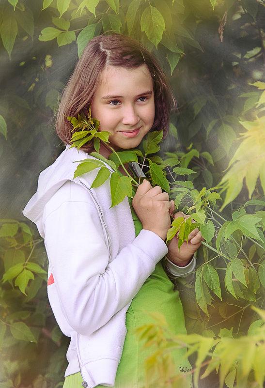 *** - Анна Никонорова