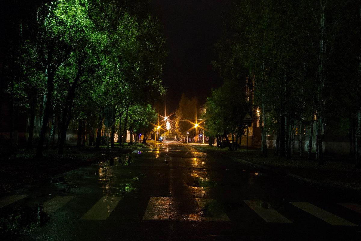 Ночная улица - Игорь
