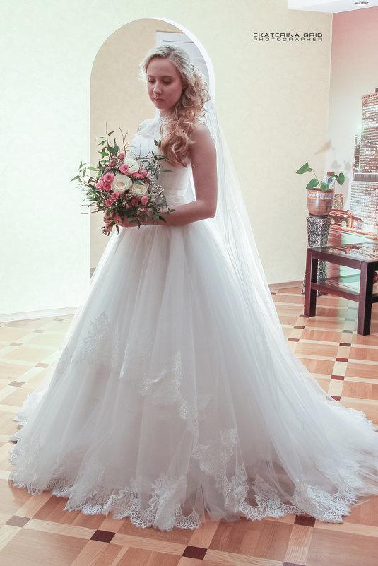 Нежная невеста Анастасия - Екатерина Гриб