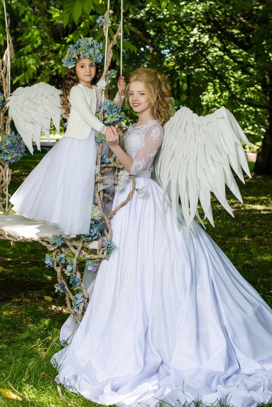 ангелочки - Оксана Холод