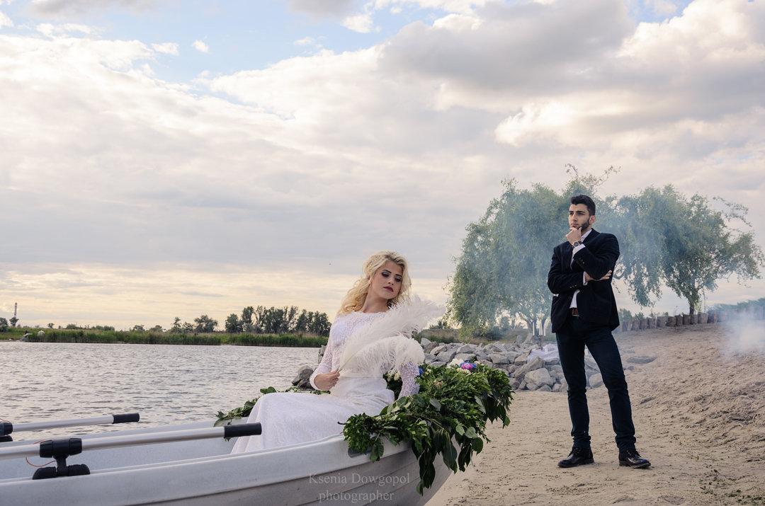 Дарья и Эрик. - Ксения Довгопол
