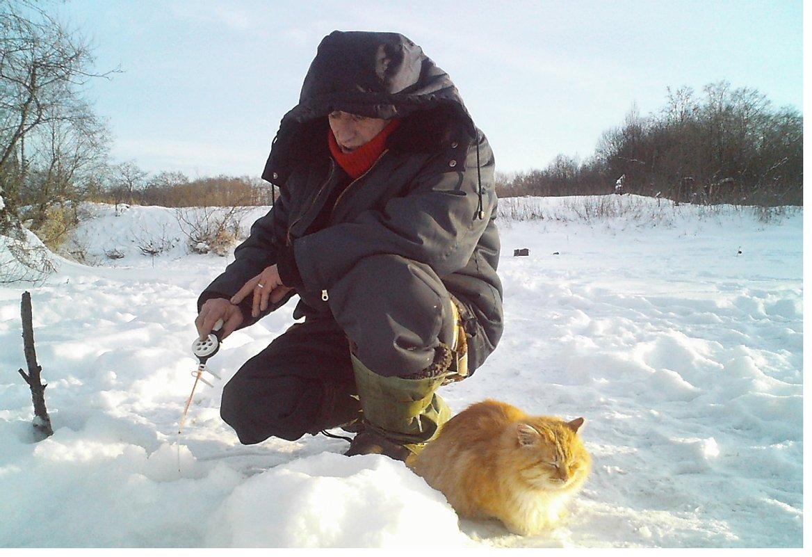 напарники - Сергей