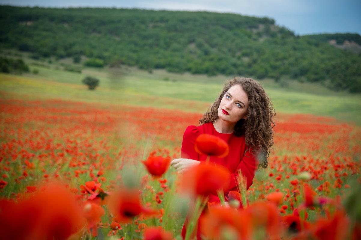 Маковая феерия - Анастасия Махова