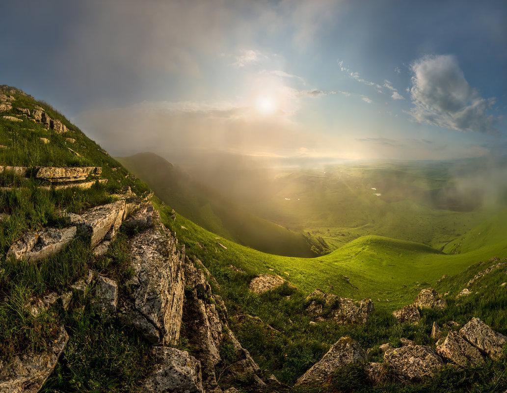 Весенний туман на Джуце - Фёдор. Лашков