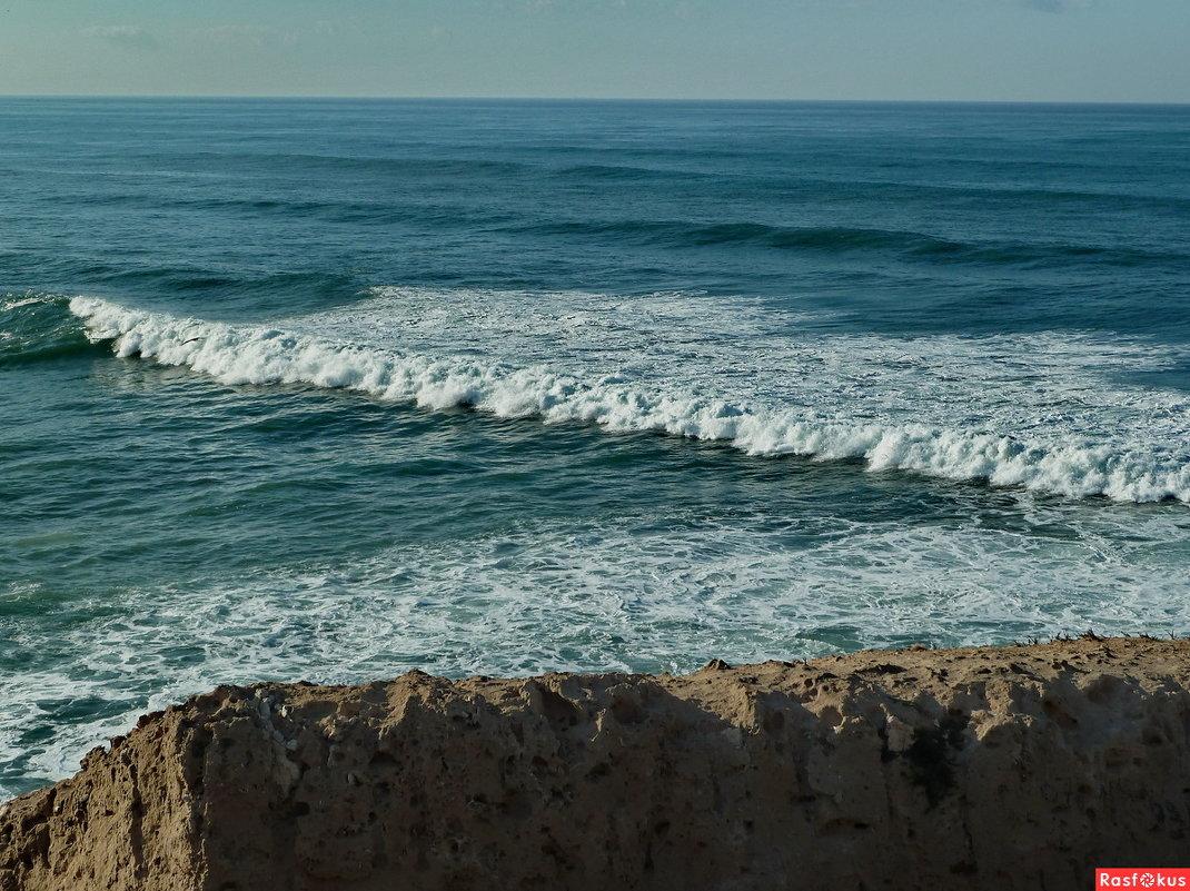 Атлантический океан. - Murat Bukaev