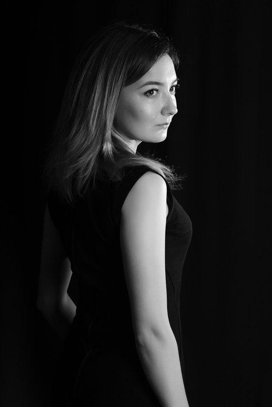 Черное - Анастасия Шилова