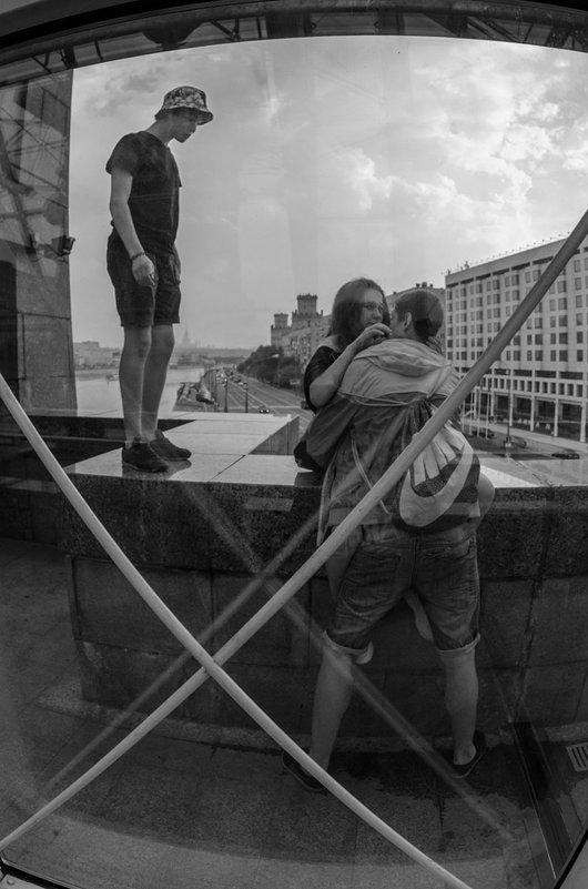 На мосту - Алексей Видов